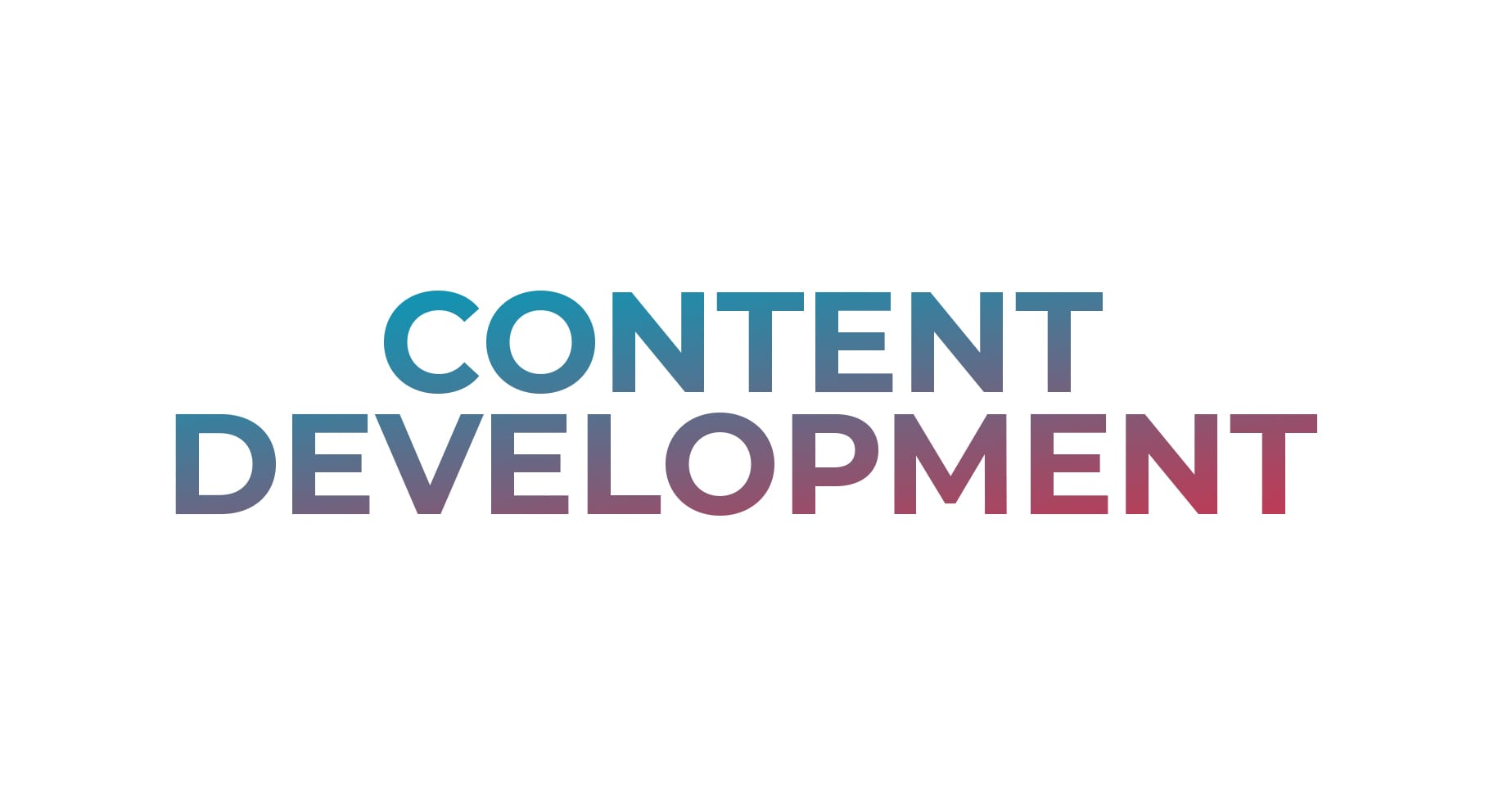 What is content development